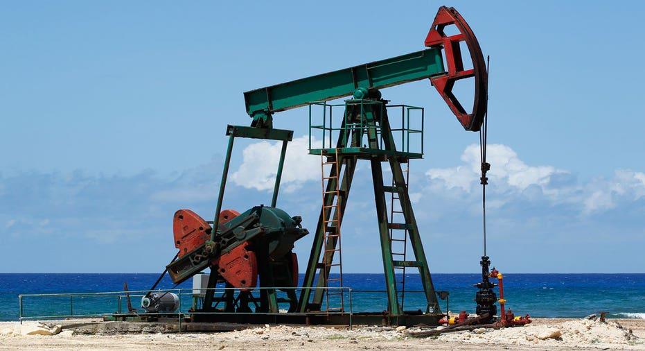 OIL-RIG/USA-CUBA