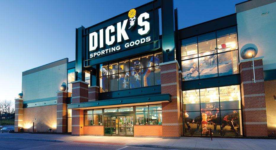 Dick's Sporting Goods store FBN