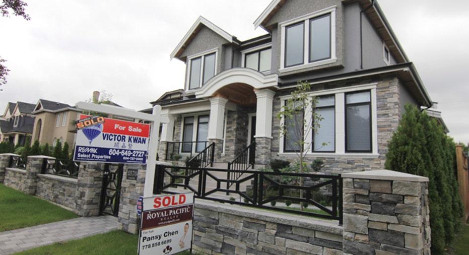 CANADA-CHINA/HOUSING