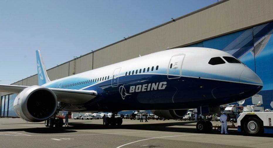 Boeing 787 Exterior