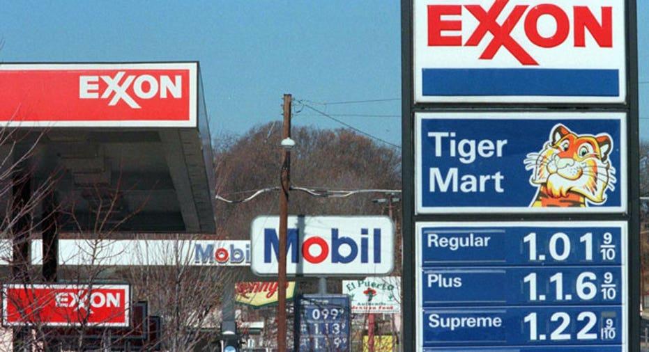 Exxon, Mobil