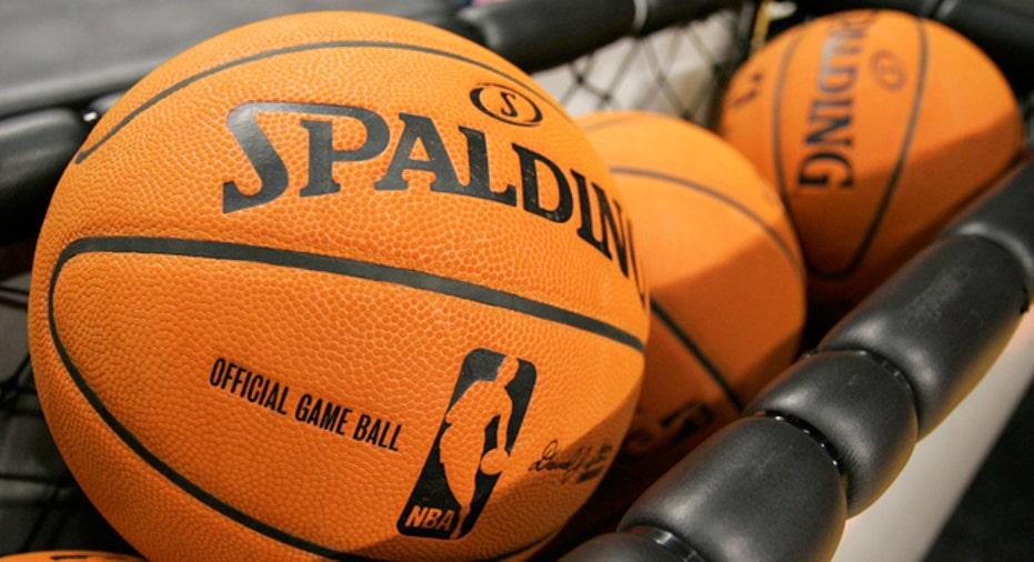 Basketball Rack, PF slideshow