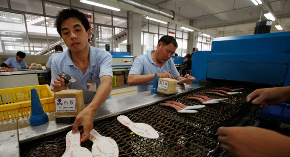 CHINA-INDUSTRY