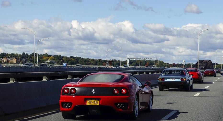 Ferrari cars FBN