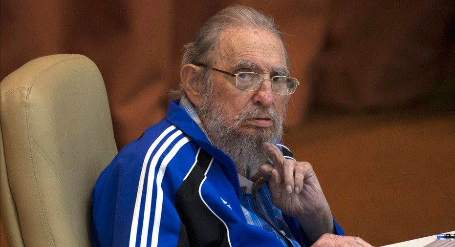 Fidel Castro FBN