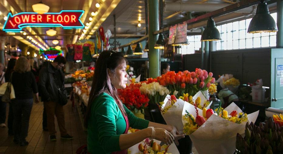 Florist, flowers FBN
