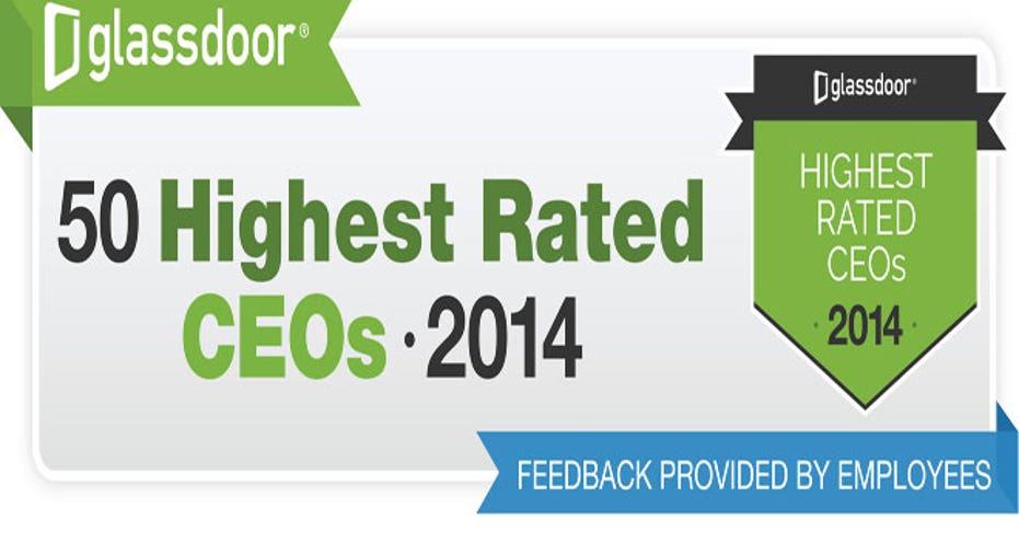 Glassdoor CEO 2014