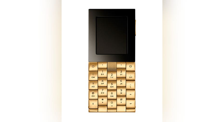 Gold-Smartphone