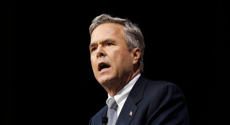 Jeb Bush Talking FBN