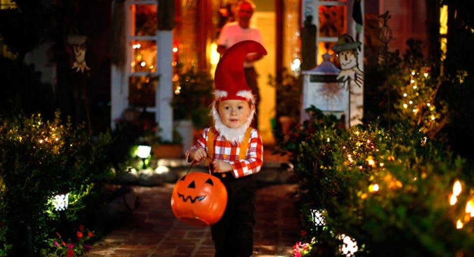 Halloween, costumes, halloween kids