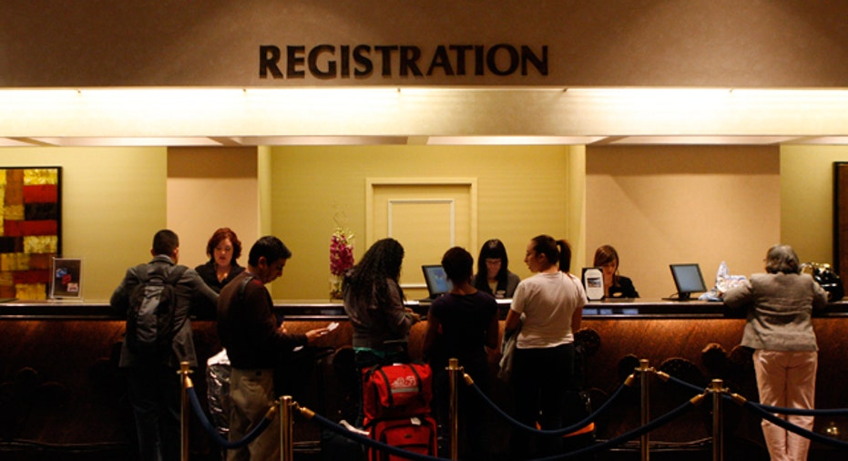 Hotel Guest Registration Reuters