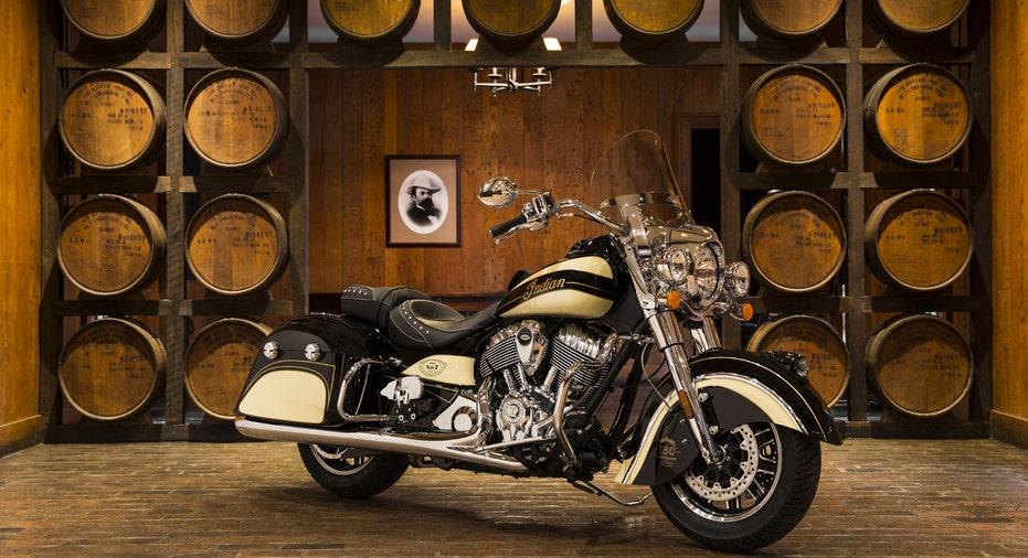 Indian Motorcycle Jack Daniel's Springfield FBN