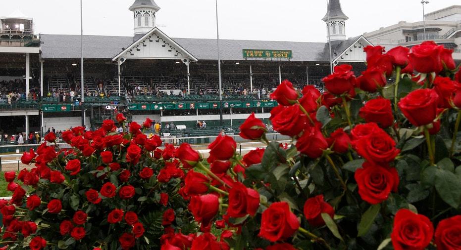 Kentucky Derby Churchill Downs FBN