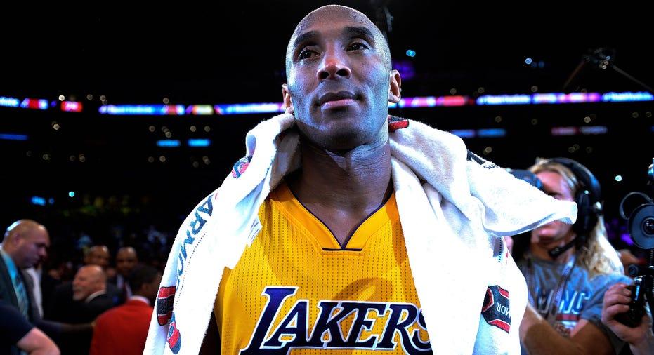 Kobe farewell