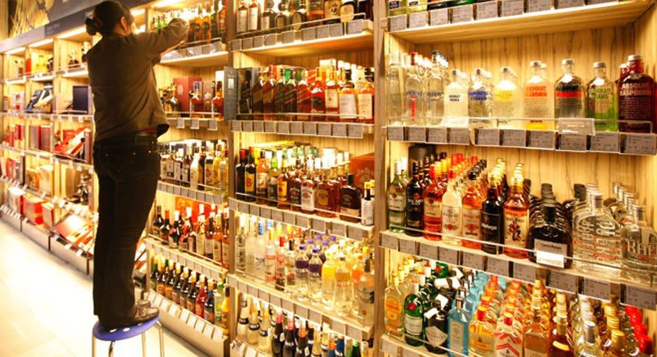 Liquor Store, Alcohol