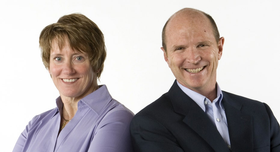 Mark and Dawn Kelly for Franserv