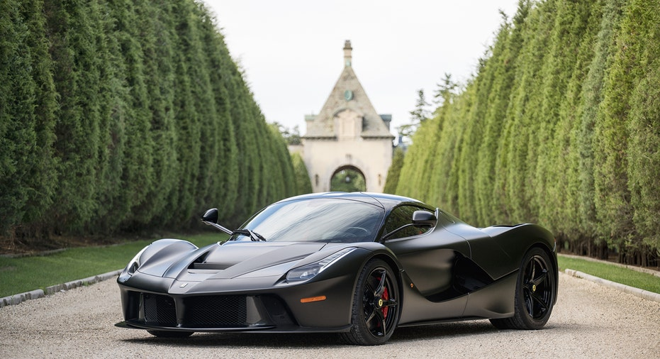 Have 45m To Spare Ferraris Most Exclusive Car Up For