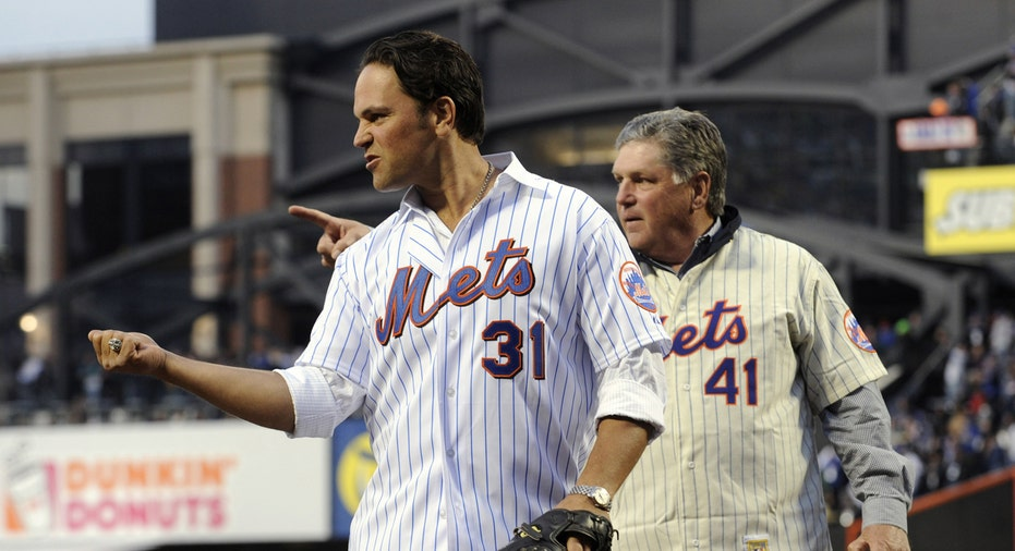 Mike Piazza Honda >> Mets Great Mike Piazza On Business And Baseball Fox Business