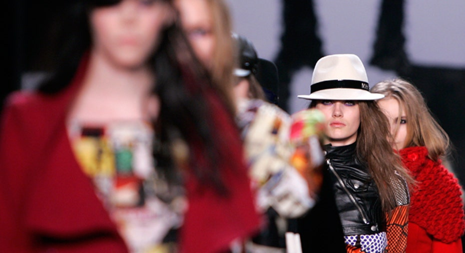 Photo of Models Walking the Runway Reuters