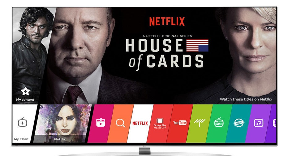 Netflix, House of Cards FBN