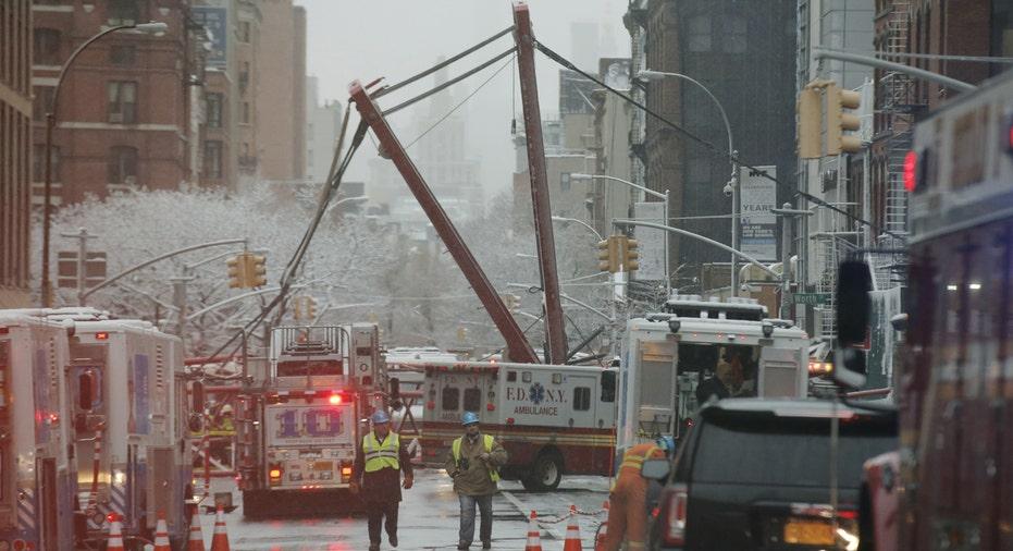 FBN NYC crane collapse