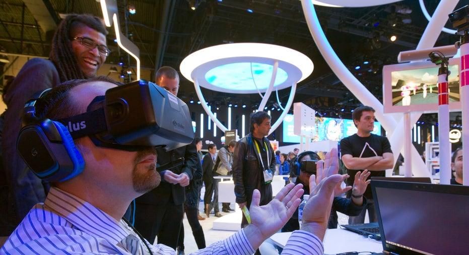 Oculus Rift Facebook virtual reality FBN