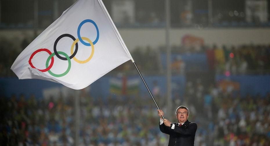 OLYMPICS-YOUTH