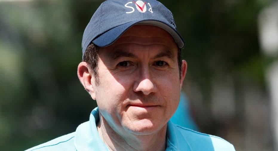 Philippe Dauman, Viacom CEO FBN