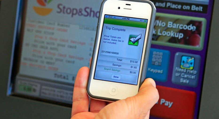 iPhone App, mobile app, shopping app