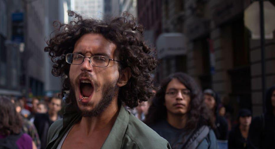 activists, protestor, yeling, upset, shouting