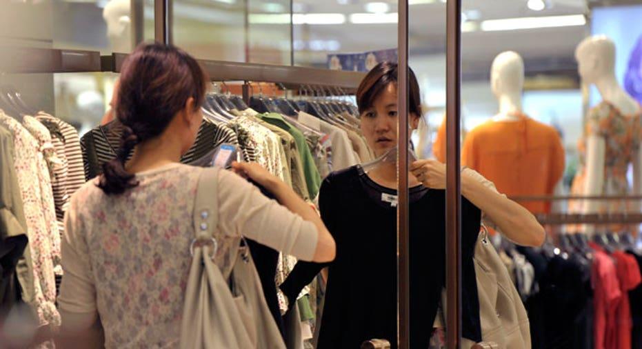 CHINA-ECONOMY/CONSUMER-CONFIDENCE