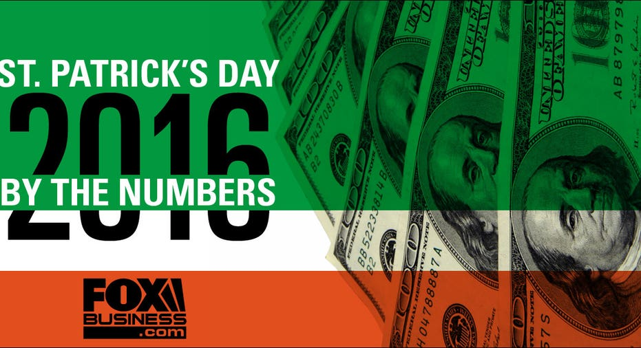 St Patrick's Day FBN