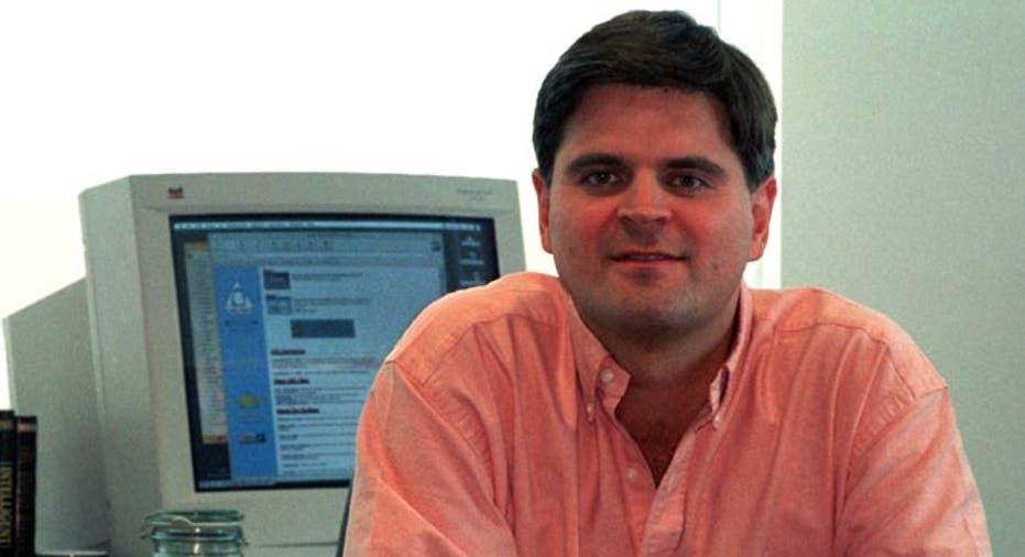 Steve Case, AOL computer