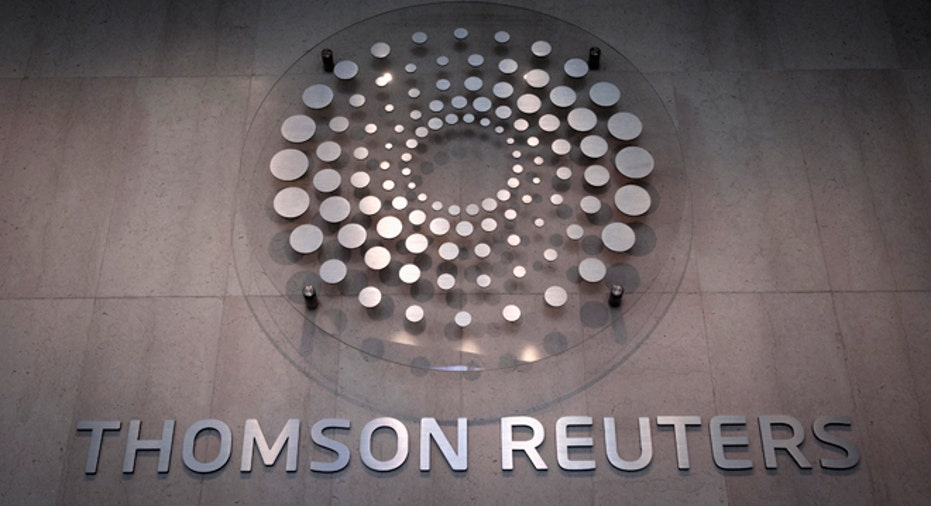 THOMSONREUTERS-RESULTS