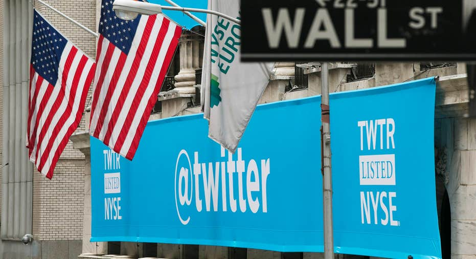 Twitter NYSE Wall Street debut FBN
