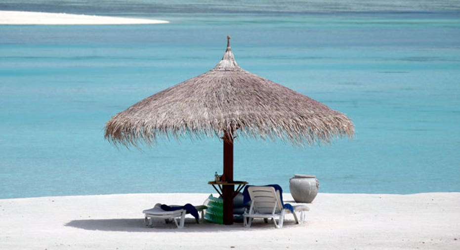 vacation, beach, retirement plan, relaxation, vacation time