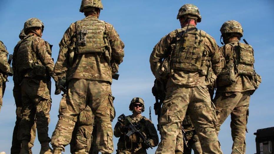 AFGHANISTAN-MILITARY