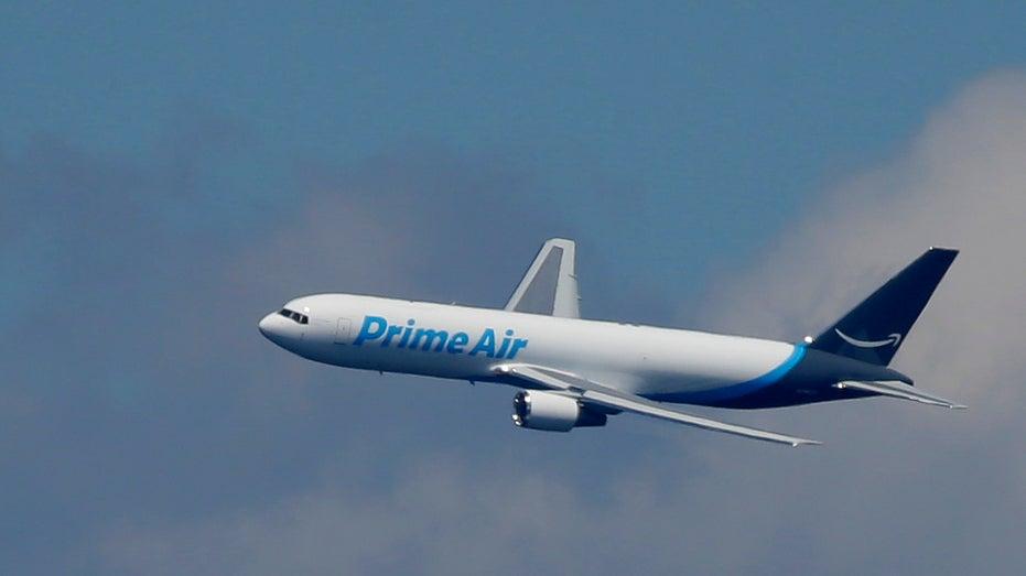 Amazon Prime Air jet FBN