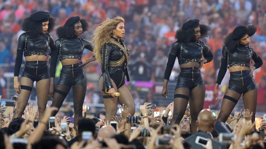 FBN Beyonce Super Bowl