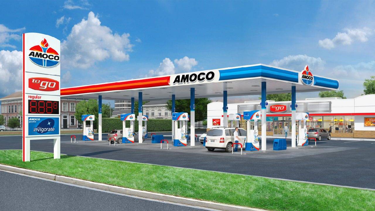 Amoco gas stations are coming back | Fox Business