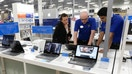 Best Buy raises outlook as appliance, tablet sales grow