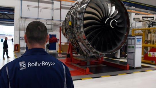 Rolls-Royce to cut 4,600 jobs