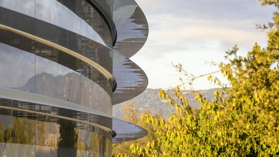 Apple Park: A glimpse inside the $5 billion campus
