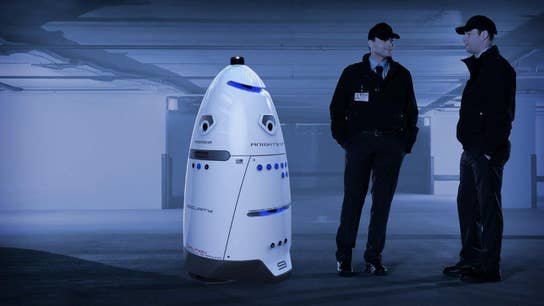 Crime Fighting Robots May Be Coming to a Mall Near You