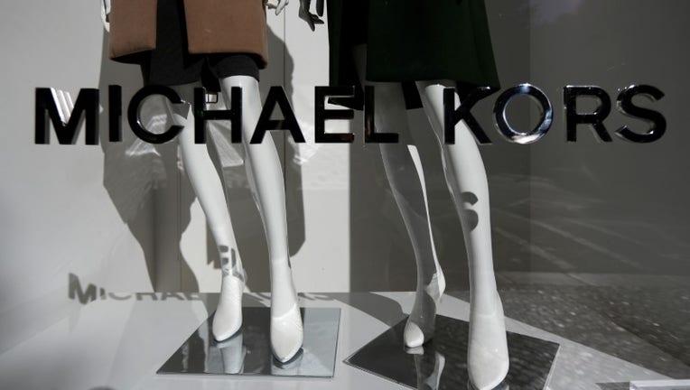 da767d0fe8b4ec Michael Kors comparable sales fall more than expected | Fox Business