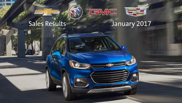 Highlights and takeaways from general motors 39 january for General motors annual report