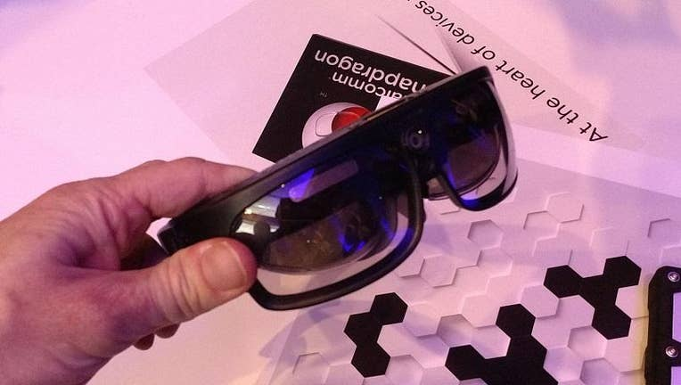 CES: Looking Through Augmented Reality Glasses at Our Enterprise Future