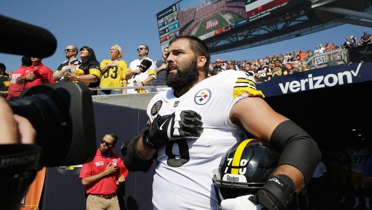 size 40 69072 e791f Alejandro Villanueva is NFL's top-selling jersey since ...
