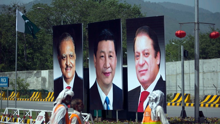 'Silk Road' plan stirs unease over China's strategic goals