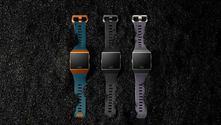 Fitbit takes aim at Apple with new smartwatch launch   Fox